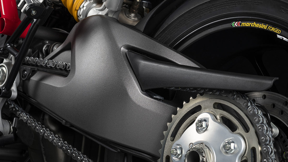 2021 Ducati Hypermotard 950 SP Disc Brake