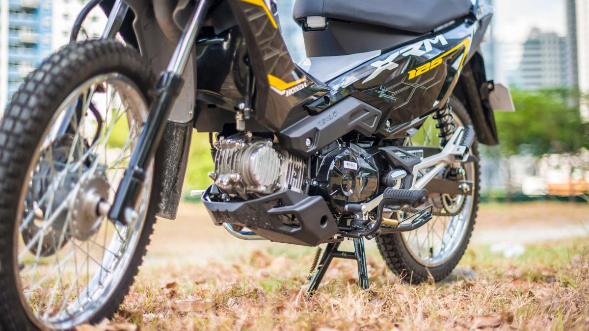 2021 Honda XRM125 DS Engine