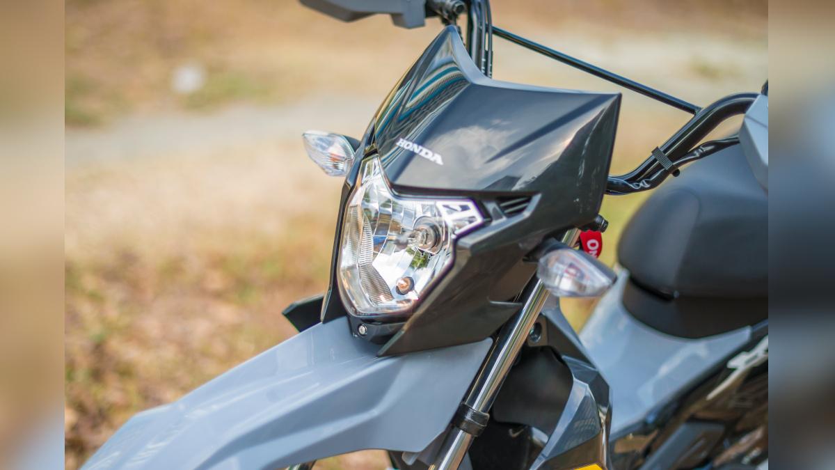 2021 Honda XRM125 DS Headlight