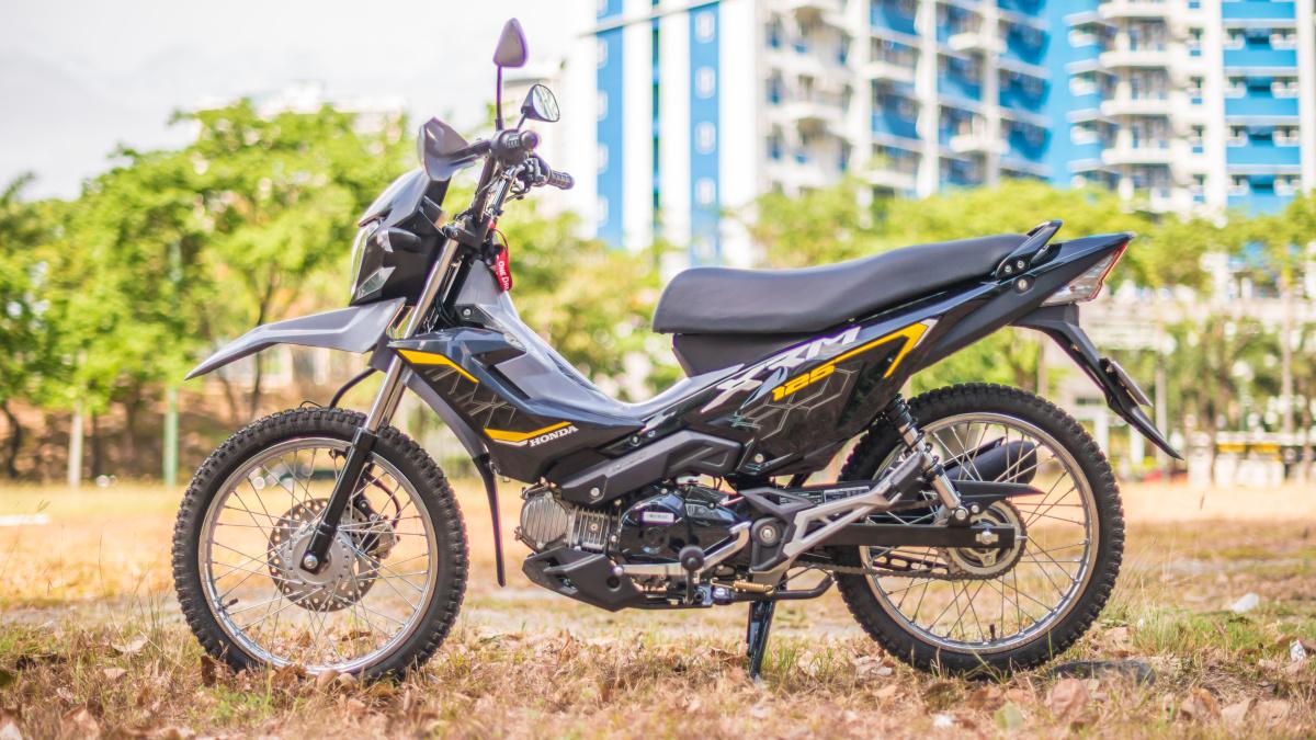 2021 Honda XRM125 DS