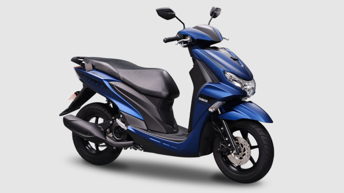Yamaha Mio Gravis