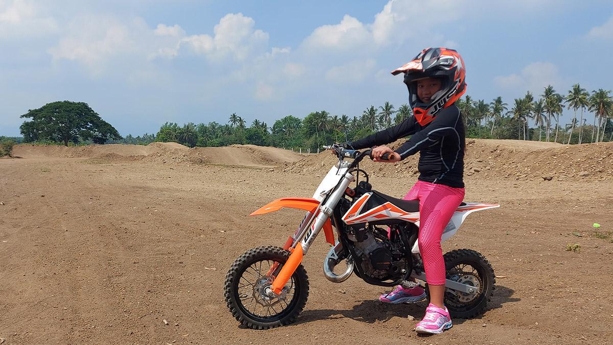 AMX Motocross Training Facility