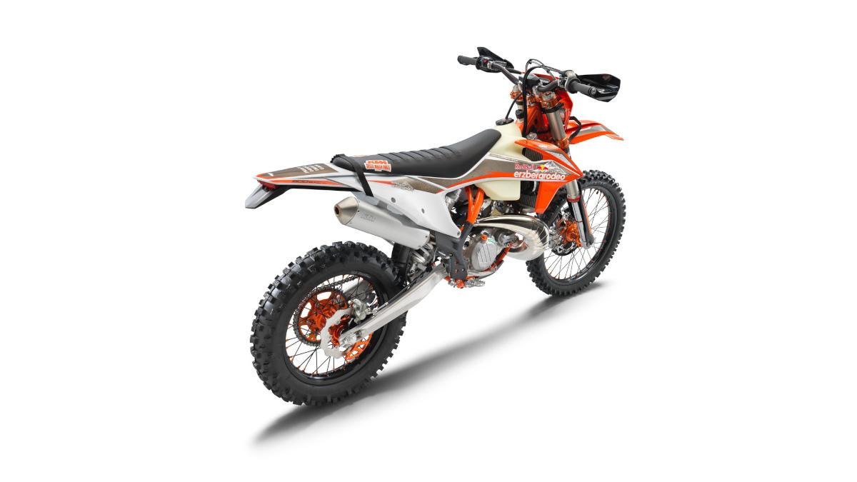 2022 KTM 300 EXC TPI Erzbergrodeo