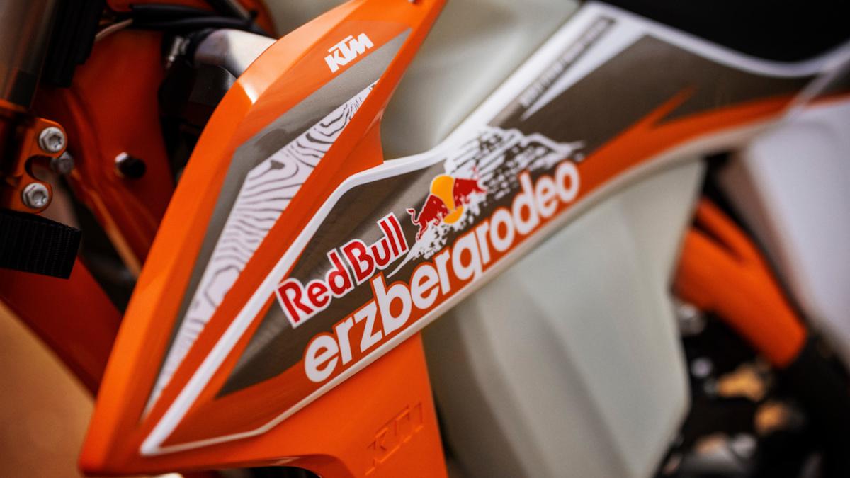 Red Bull Erzbergrodeo Graphics