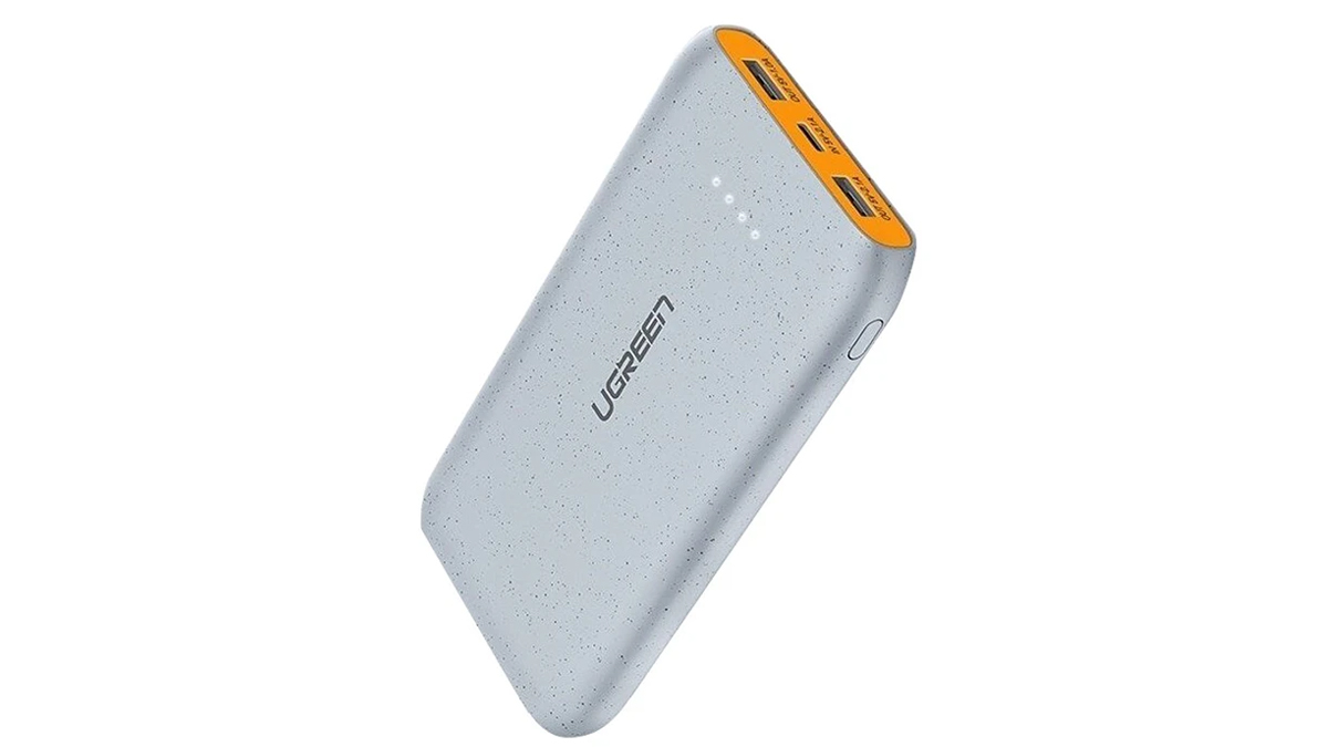 Moto camping essentials: UGreen 10,000 mAh power bank