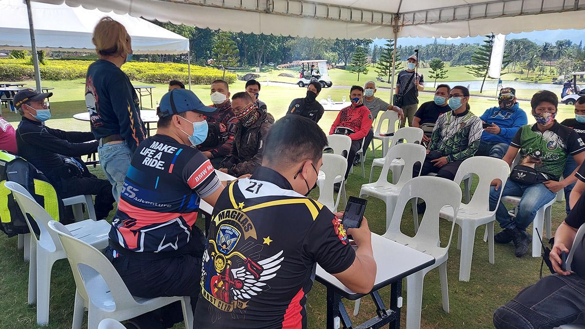 LERAP-Cavite Chapter Motorcycle Club