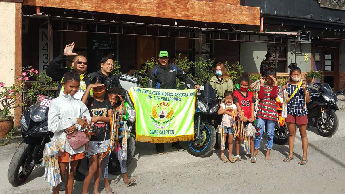 Law Enforcer Riders' Association of the Philippines Motorcycle Club
