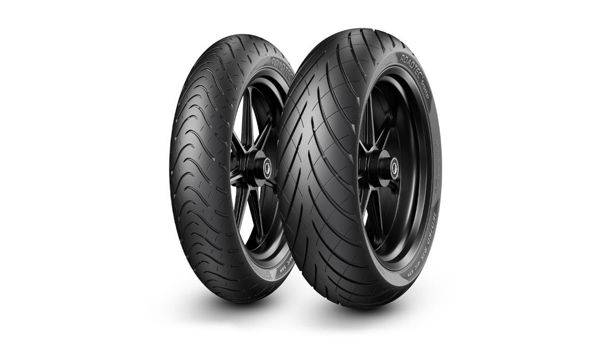 Metzeler Roadtec Scooter Tires
