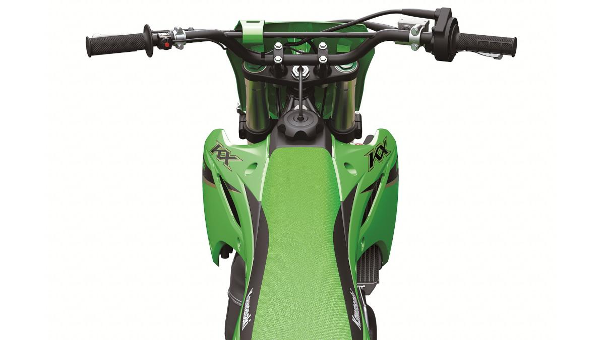 2022 Kawasaki KX112 Handlebar