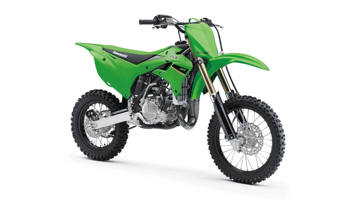 2022 Kawasaki KX112