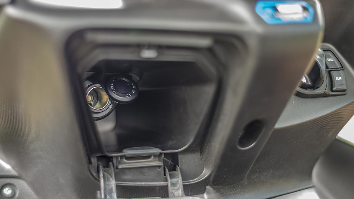 2021 Yamaha Mio Aerox S Keyless Ignition