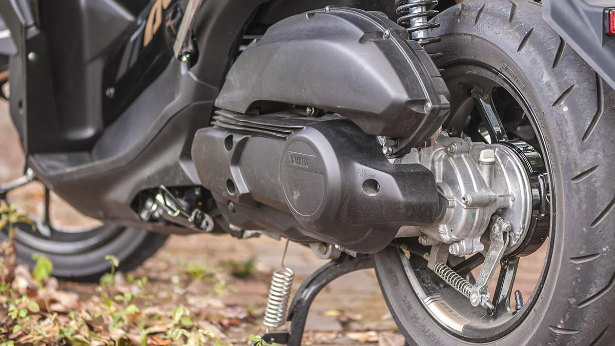 2021 Yamaha Mio Aerox S Engine