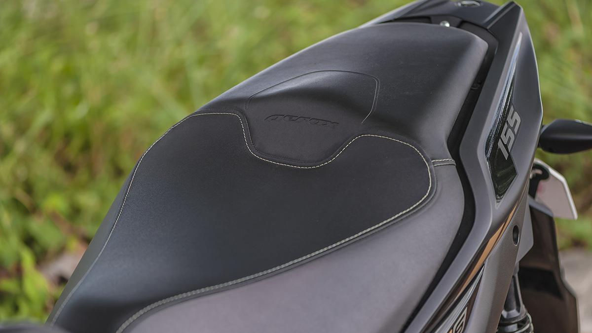 2021 Yamaha Mio Aerox S Saddle