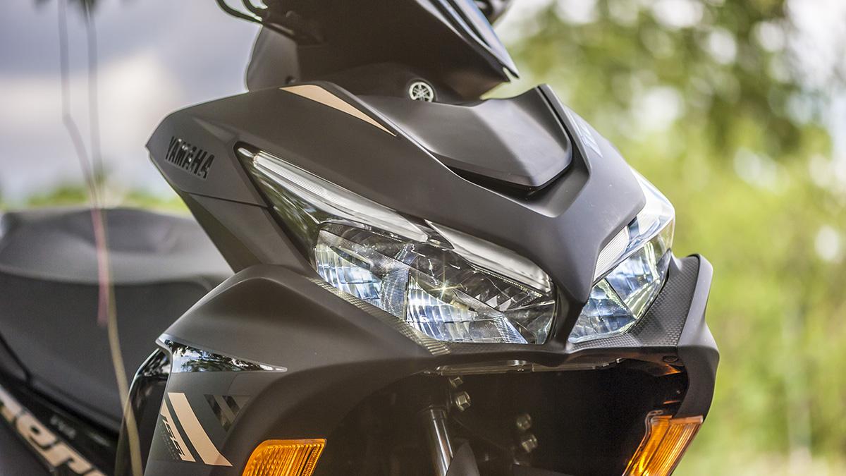 2021 Yamaha Mio Aerox S Headlight
