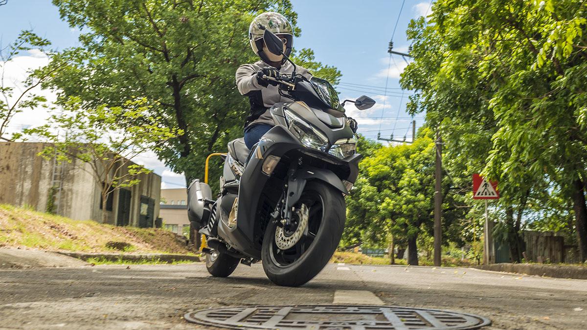 2021 Yamaha Mio Aerox S