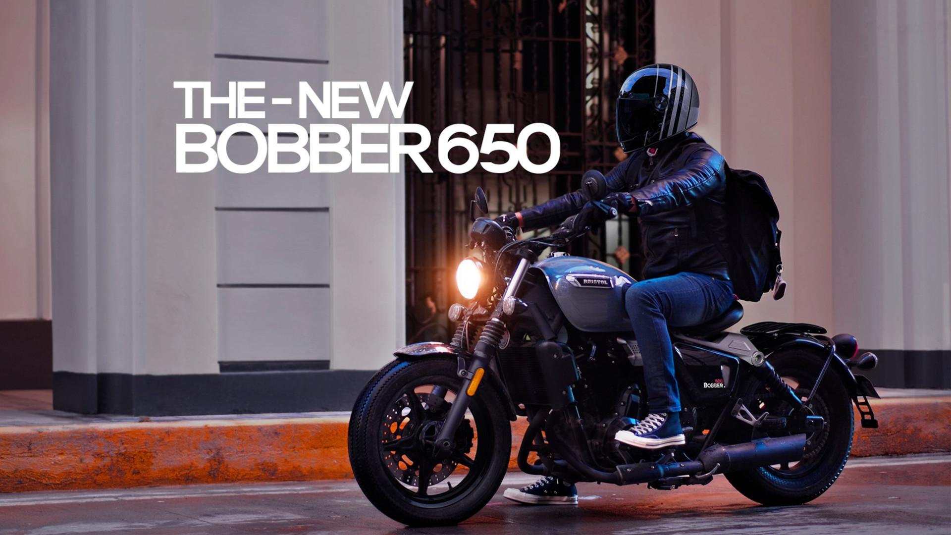 2021 Bristol Bobber 650