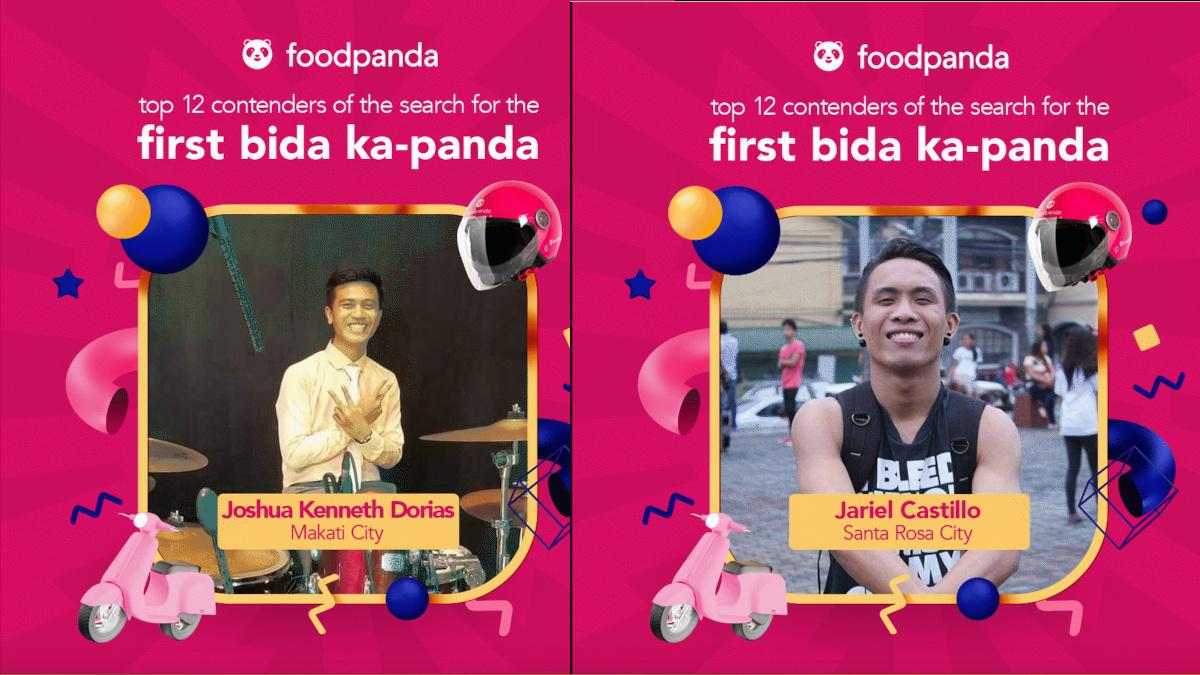 Foodpanda's Bida Ka-Panda 2021 Contenders
