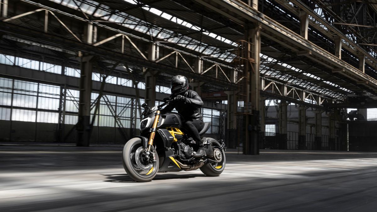 2022 Ducati Diavel 1260 S