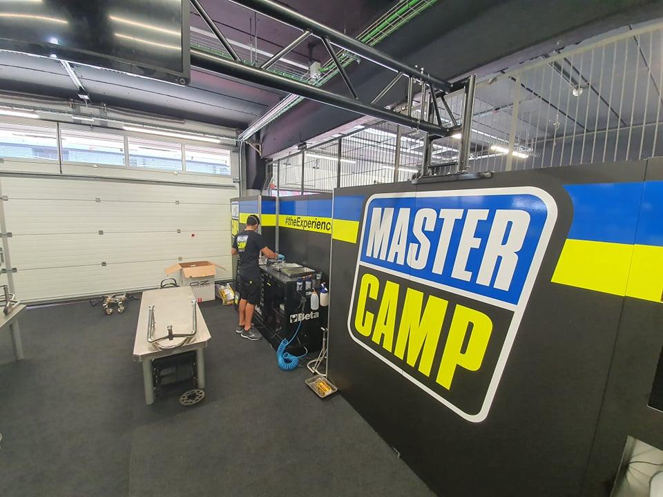 VR46 Mastercamp Team