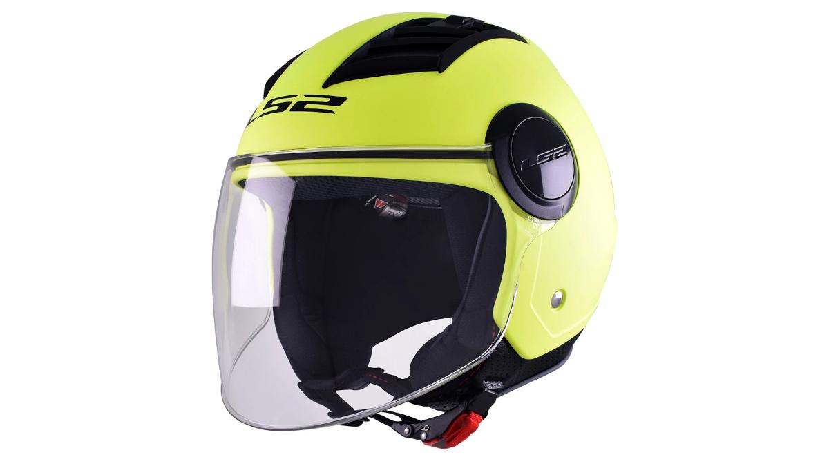 LS2 OF562 Airflow open-face helmets