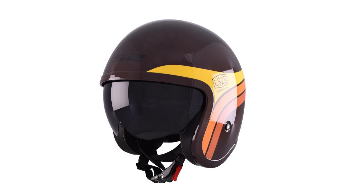LS2 OF599 Spitfire open-face helmets