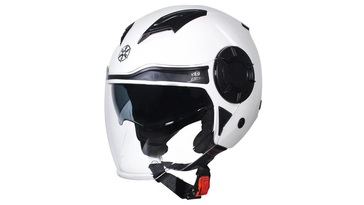 RYO RO-2 open-face helmets