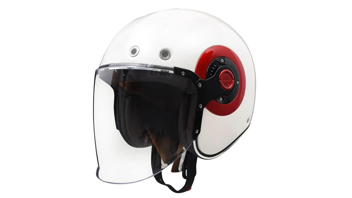 SMK Retro Jet open-face helmets