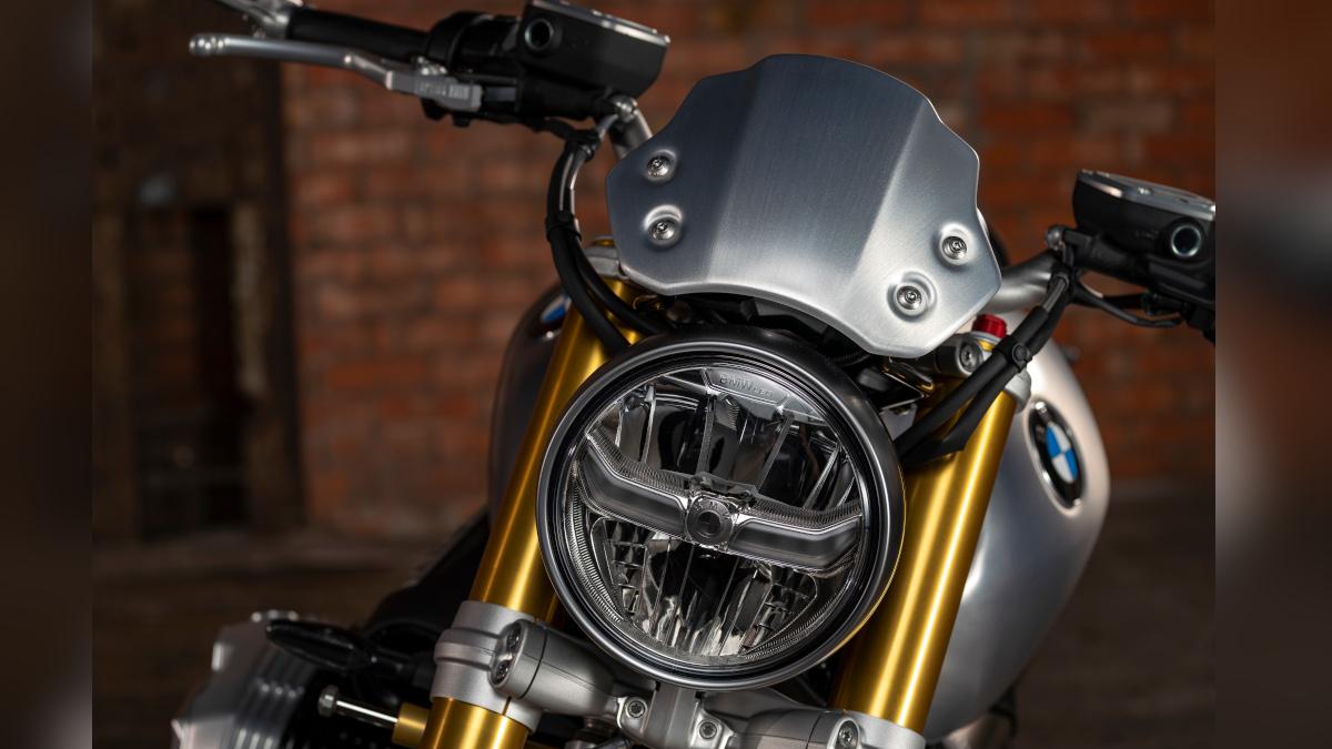 2021 BMW R NineT Headlight
