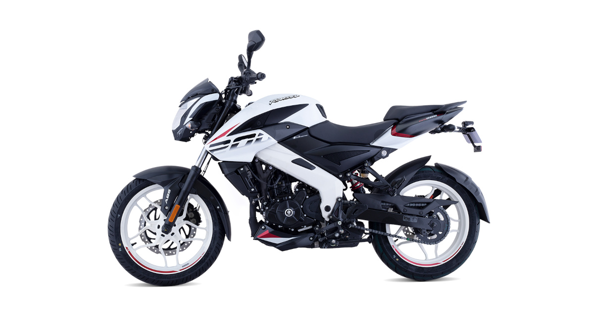 2021 Kawasaki Rouser NS200 with ABS