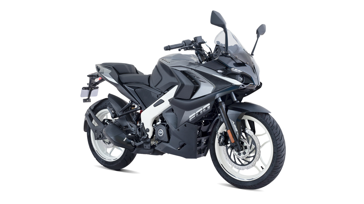 2021 Kawasaki Rouser RS200 with ABS