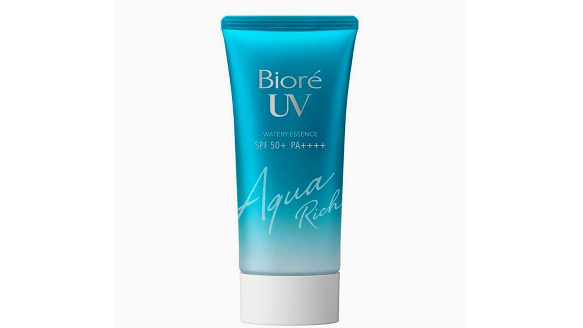 Sun protection: Biore UV Aqua Rich Watery Essence SPF50+ PA++++ moisturizers