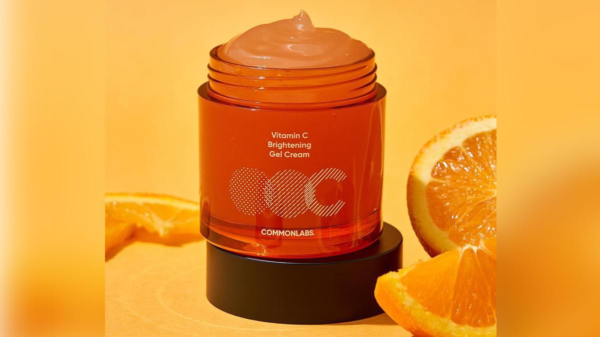 Commonlabs Vitamin C Brightening Gel Cream moisturizer
