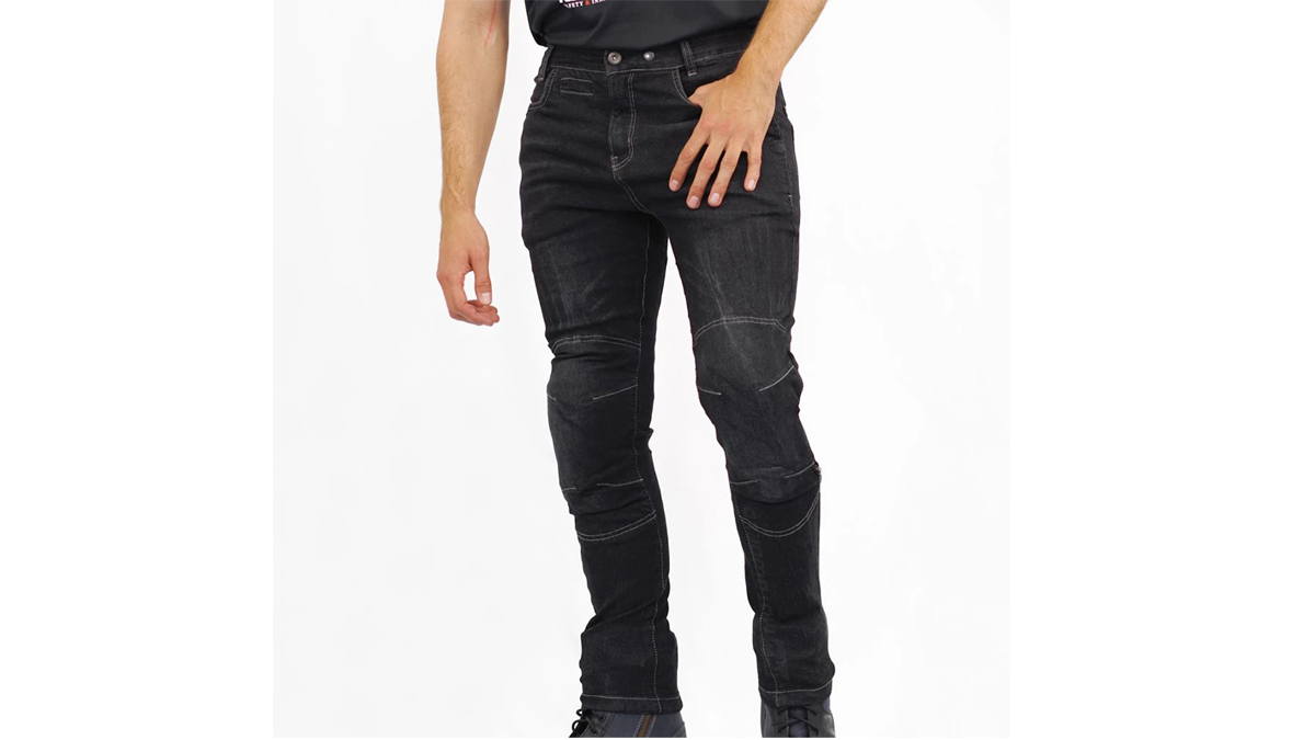Komine WJ-749R Protect Jeans