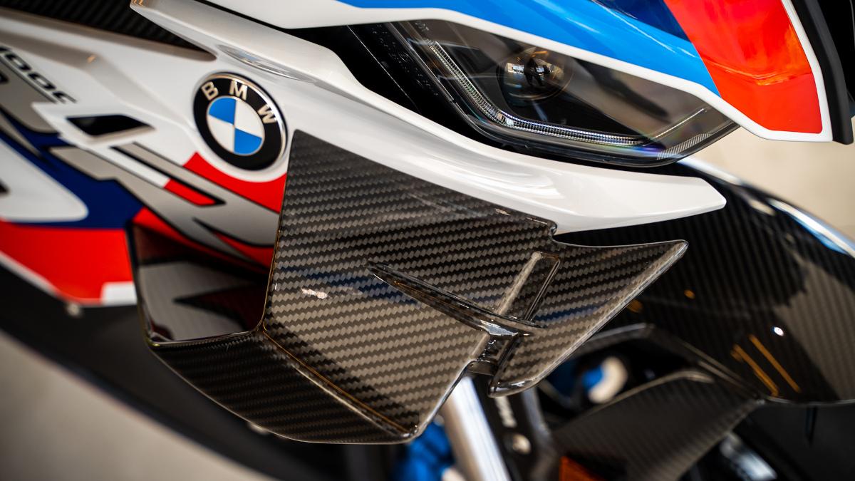 2021 BMW M1000RR Footrest