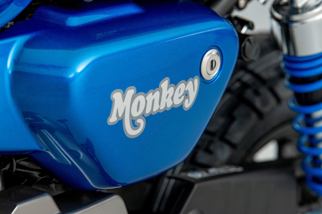 2021 Honda Monkey 125 Emblem