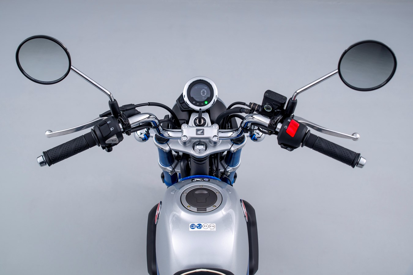 2021 Honda Monkey 125 Handlebar