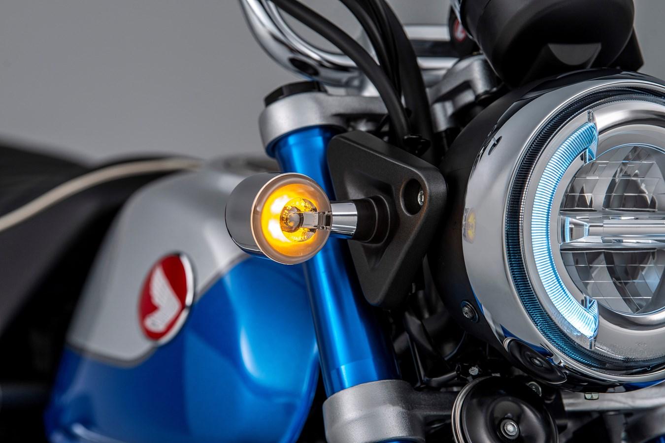 2021 Honda Monkey 125 Headlights