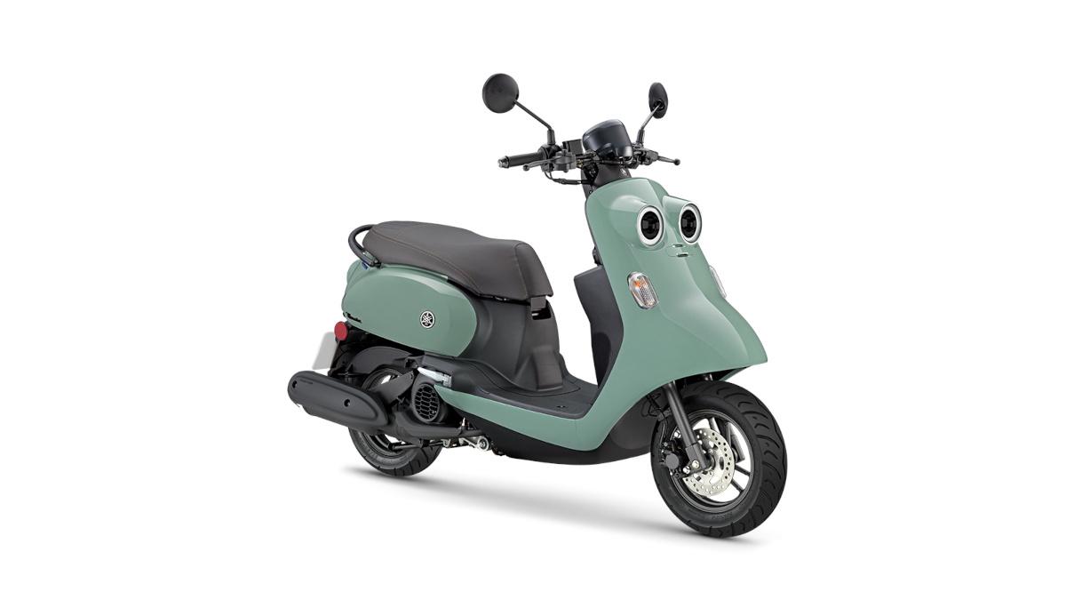 2021 Yamaha Vinoora scooter
