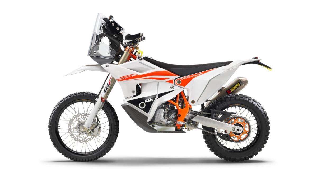 2022 KTM 450 Rally Factory Replica