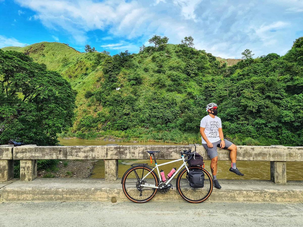 bike commuter Vic Narciso