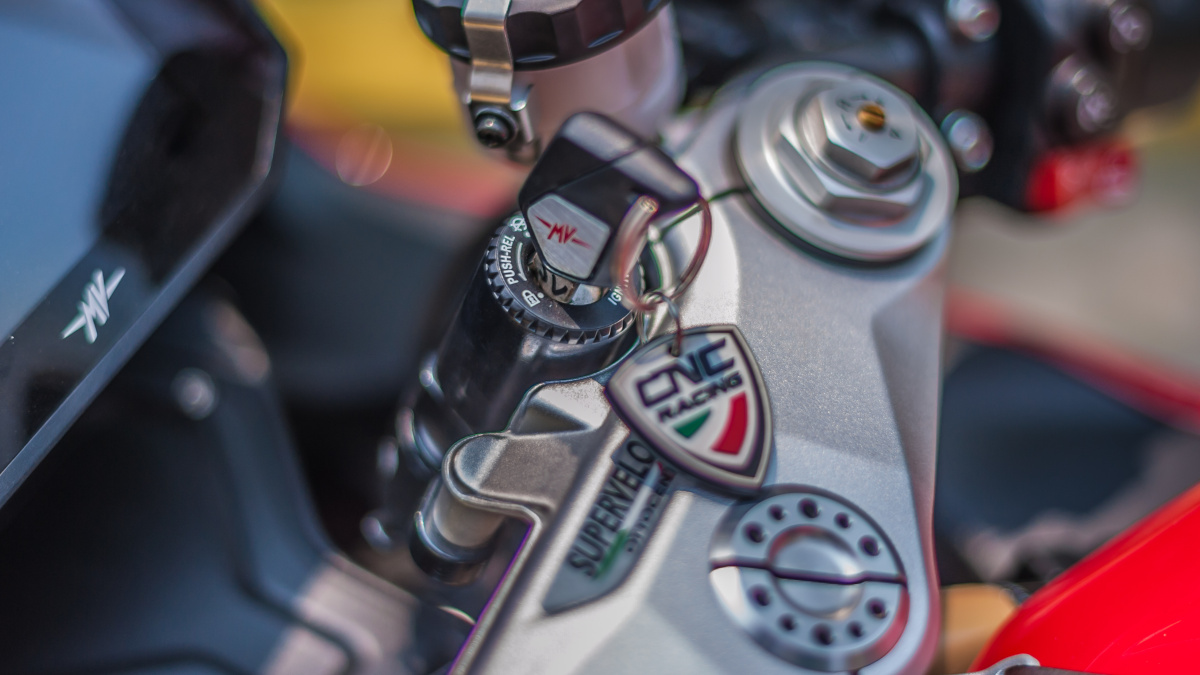 2021 MV Agusta Superveloce