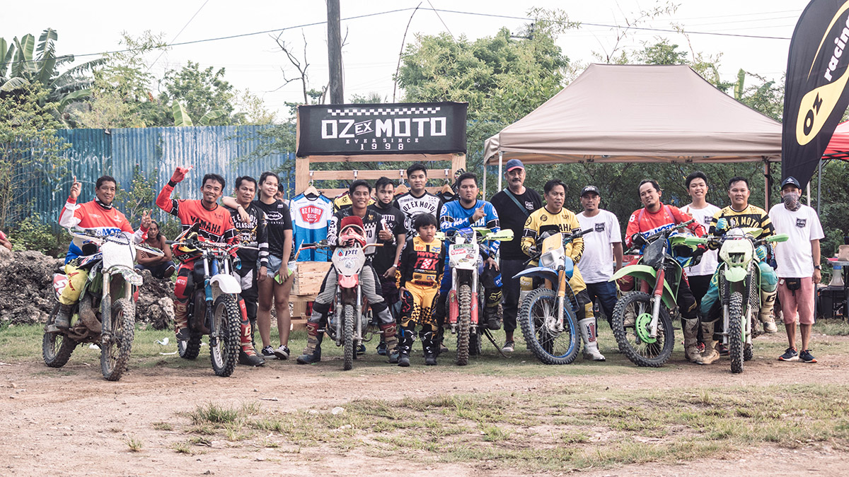 Vinduro Flat Track Sunday organized by OZ ex Moto Classic