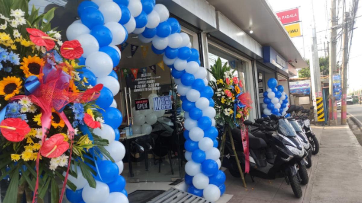 Suzuki-Freiburg 3S shop in Binangonan