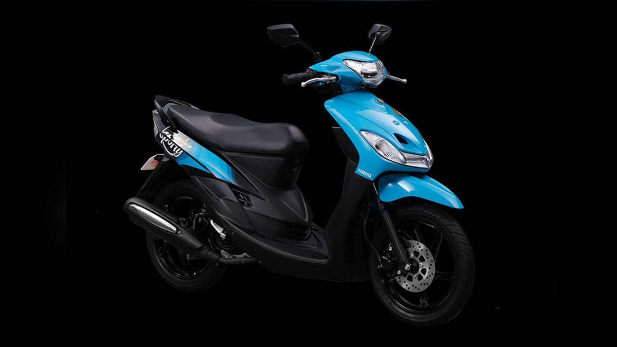 2021 Yamaha Mio Sporty