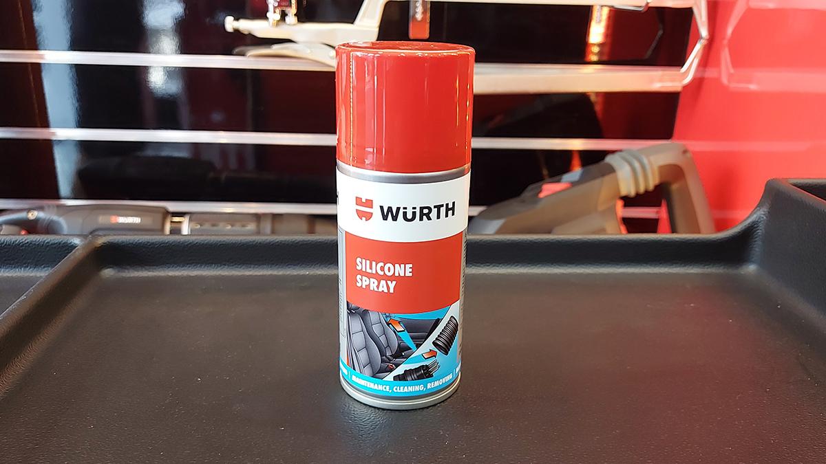 Wuerth Silicone Spray