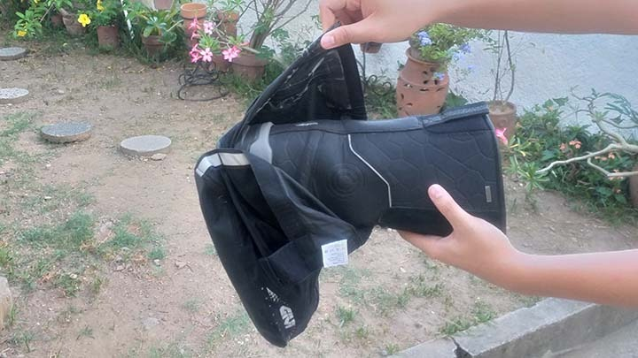 Givi SC02-N protective shoe cover