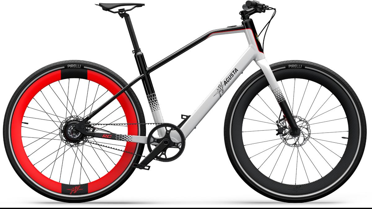 MV Agusta AMO RC electric bike