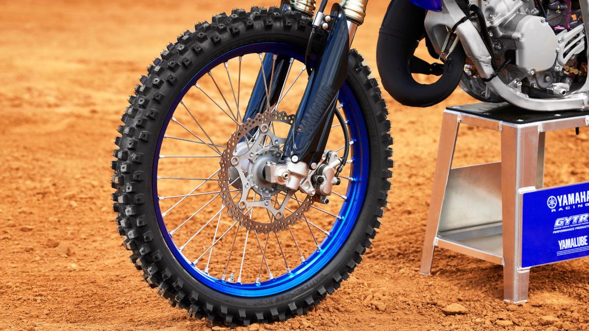 2022 Yamaha YZ125 caliper