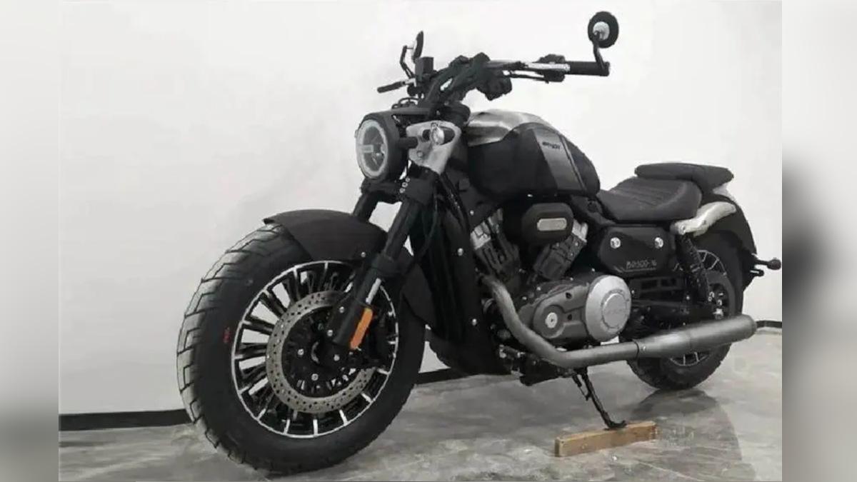 2022 Benda Greystone BD300 cruiser bike