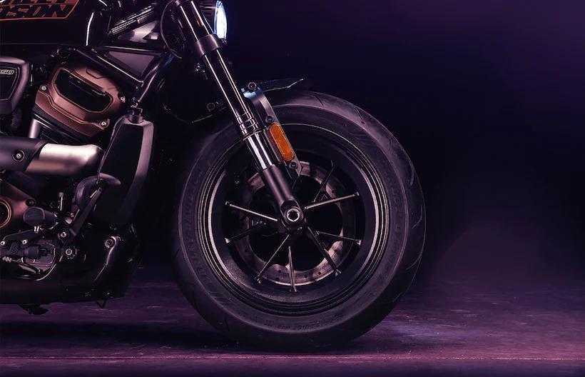 2021 Harley-Davidson Sportster S Tires
